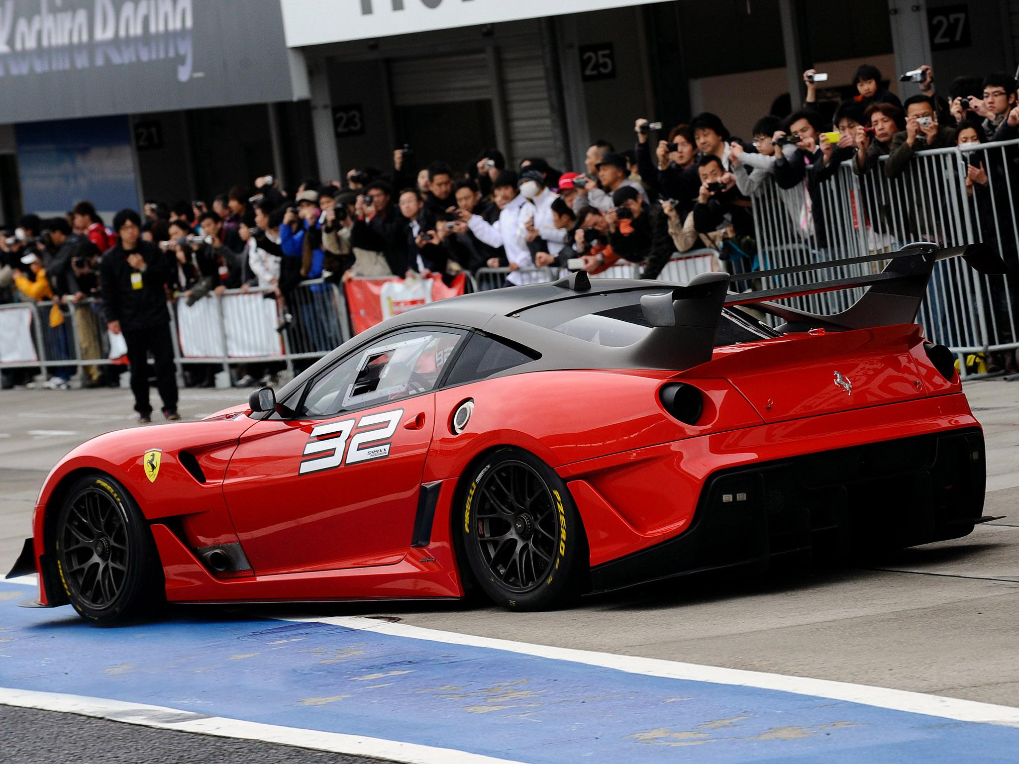 Ferrari 599xx Endagtr