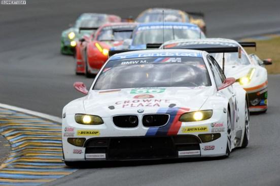 Le Mans 24 hour race 2011