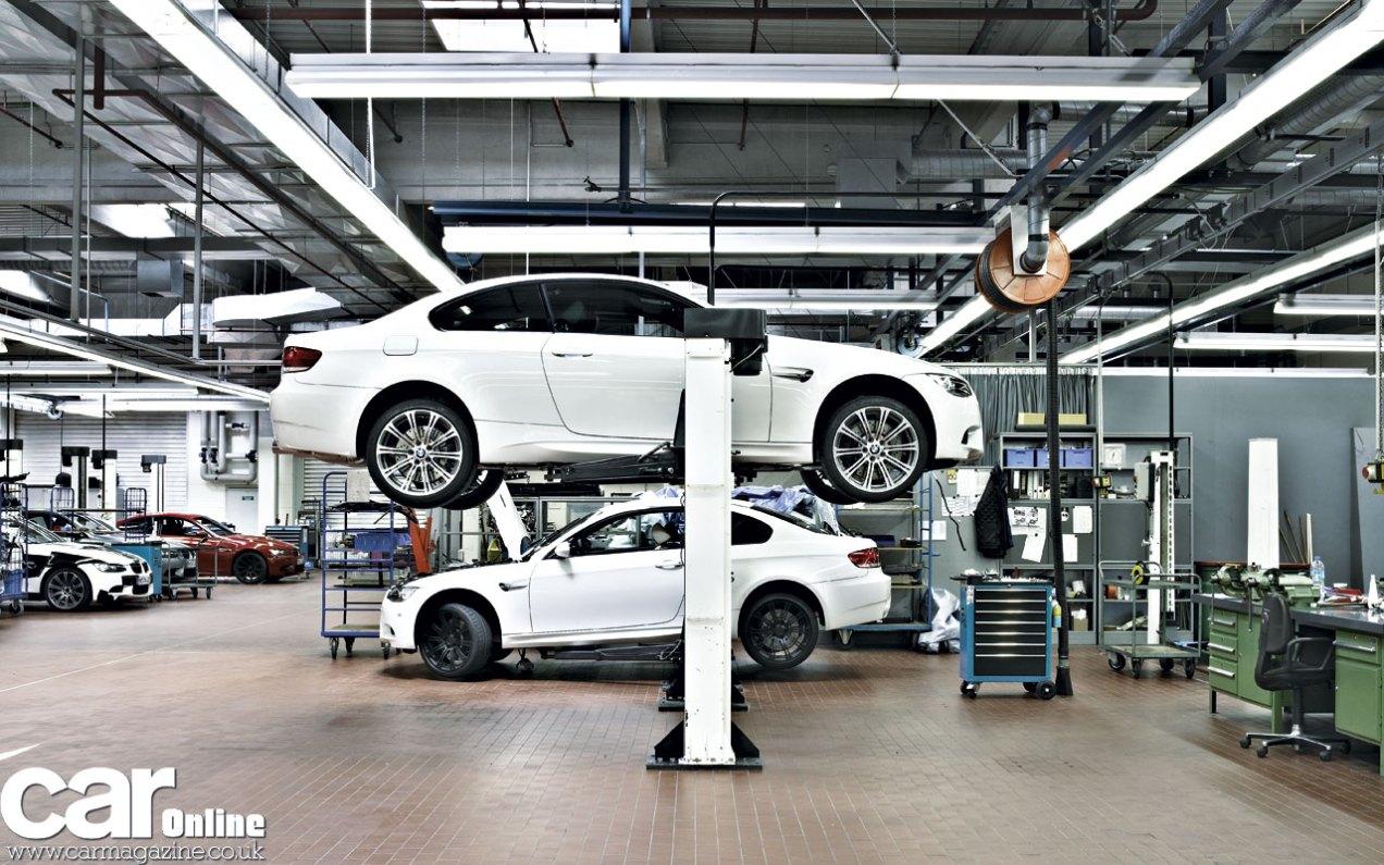 M3 Garage