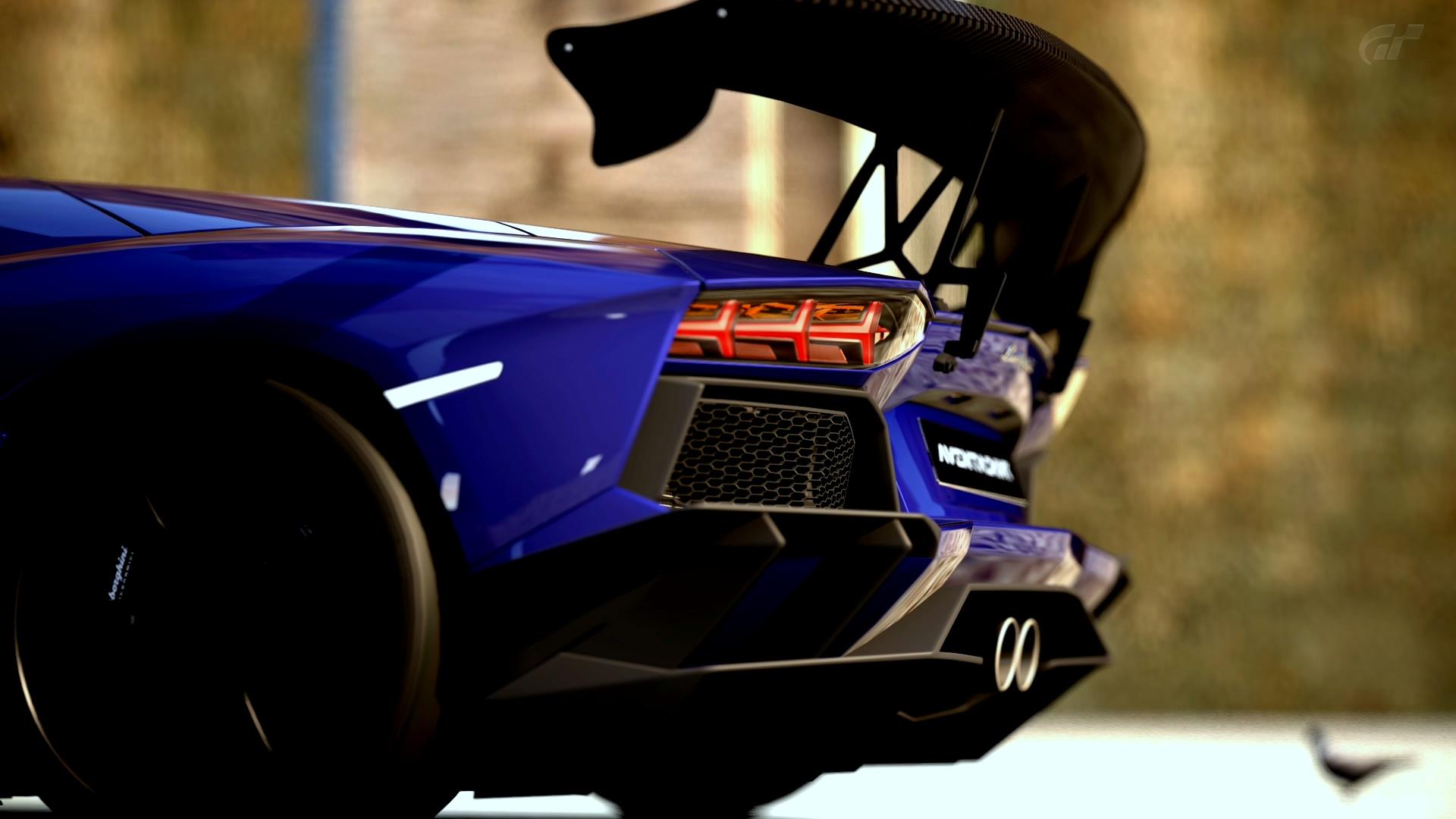 споротивный автомобиль Lamborghini Aventador  № 2430042 бесплатно