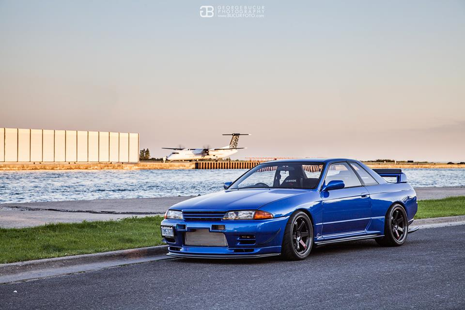 R32 Gtr Revival Of A Legend on car light top